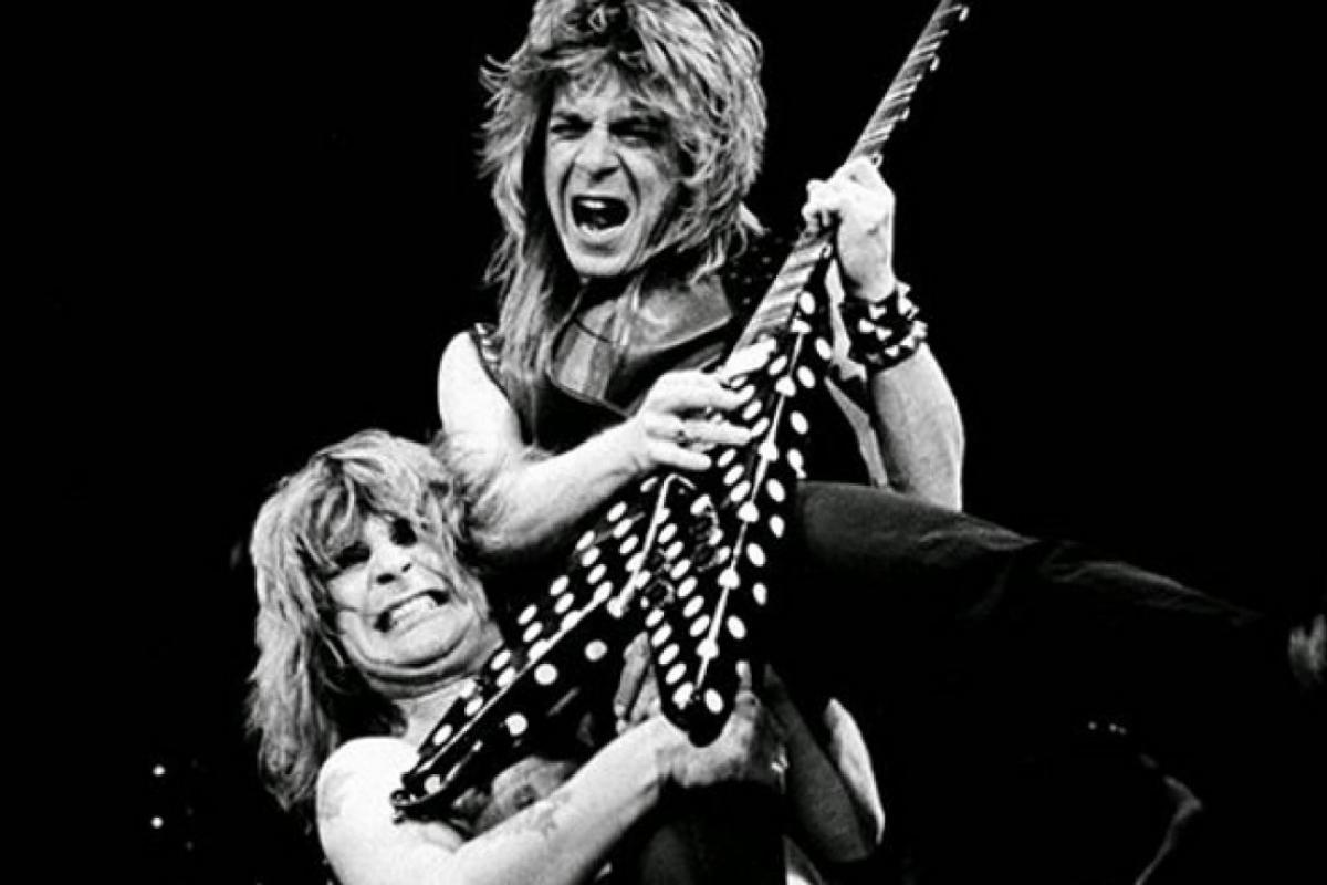 Randy Rhoads, la tragica fine del leggendario chitarrista